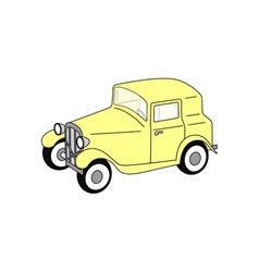 Old-Timer-Fictional-380x400 vector image