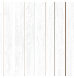 Texture of white wooden panels vector
