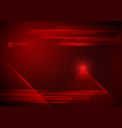 abstract technology futuristic concept digital of vector image