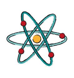 Atom draw vector