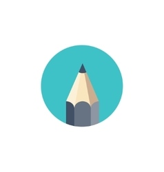 pencil creativity and vector image