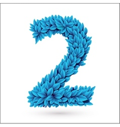Two 2 number vector