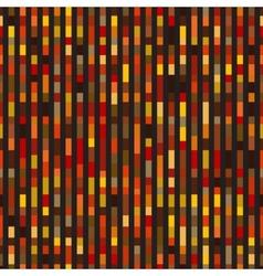vintage geometric seamless background vector image
