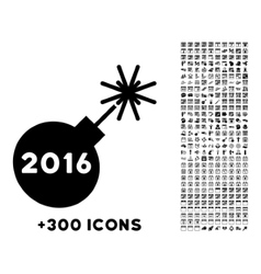 2016 Petard Icon vector