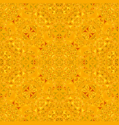 Orange abstract repeating curved shape vector