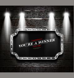 You re winner vector