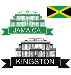 Jamaica vector image vector image