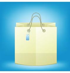 2536paper bag vector image