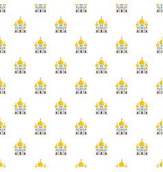Church pattern seamless vector