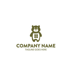 Bear logo-6 vector