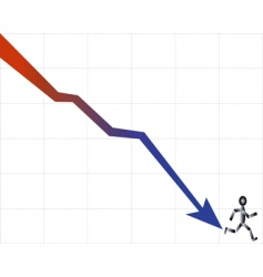 crisis schedule vector image
