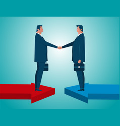 Agreement business vector
