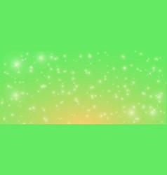 bokeh background sun vector image