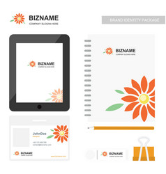 Company app screen design and also vector