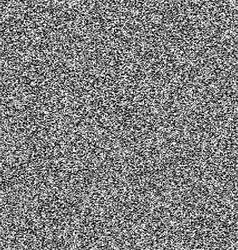 TV noise texture vector image
