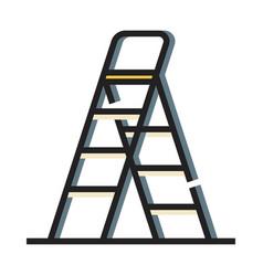 Ladder linecolor vector