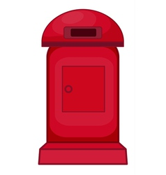 a mailbox vector image