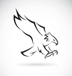 Image an eagle design vector