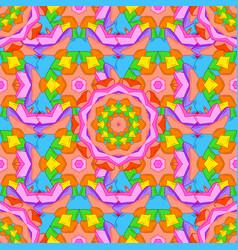 Pattern brilliant ornament background for designs vector