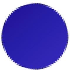 Starburst sunburst shape abstract glitter glimmer vector