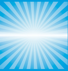 Blue color burst vector