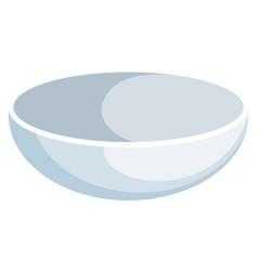 dish food vegetable vector image