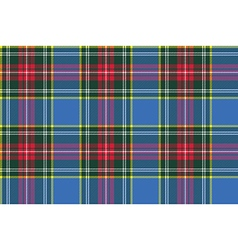 Macbeth tartan kilt fabric textile check pattern vector