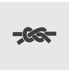 Knot icon vector image