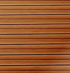 Dark wooden texture plank background vector