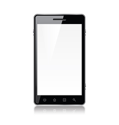 object smartphone vector image vector image
