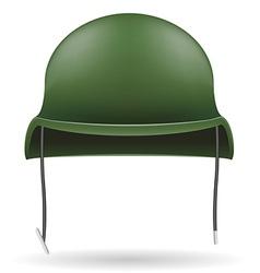 military helmets 03 vector image