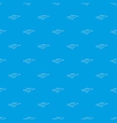 cpu cooler pattern seamless blue vector image