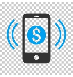 Payment Phone Ring Icon vector