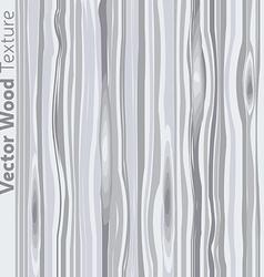 Wood grain textured background pattern vector image