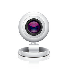 object webcam vector image