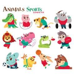 animals character vector image