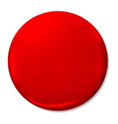 Ballon Color fun balloon web icon vector