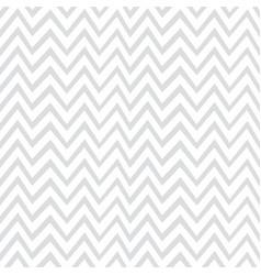 trendy white and light gray chevron background vector image