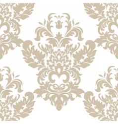 Vintage Damask Pattern ornament vector