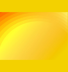 abstract yellow circles layers lighting vector image