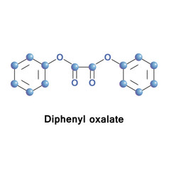 Diphenyl oxalate ester vector
