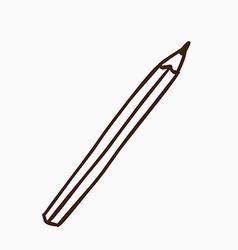 Hand Drawn Pencil vector