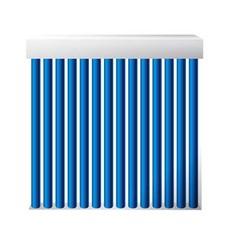 Solar heater 01 vector