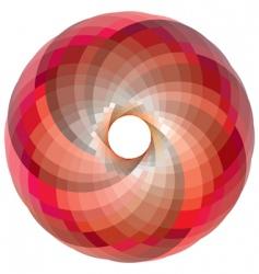 vortex color palette vector image vector image