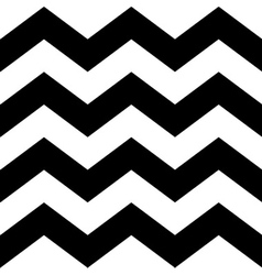 Zig zag lines seamless pattern vector