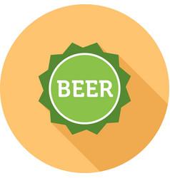 Beer sign vector