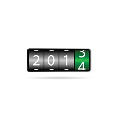 dial 2014 vector image