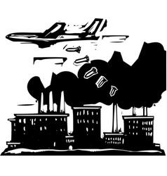 Factory bombing vector