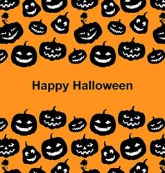hallowen backg1 vector image