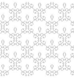 Romantic floral seamless vector image